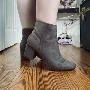 Charlotte Russe booties